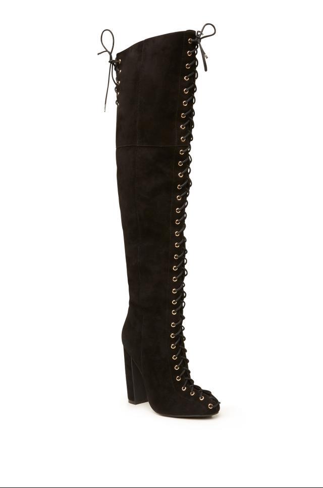 Kookai, Vanessa Tie Boots($360)