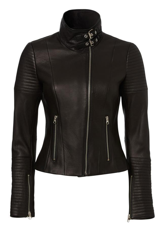 Kookai, Monaco Leather Jacket($580)