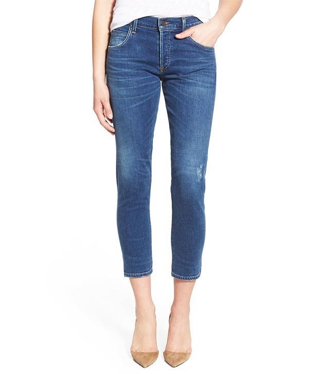 Citizens of Humanity Elsa Crop Slim Jeans