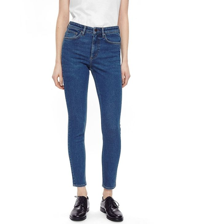 COS Slim-Fit Cropped Jeans