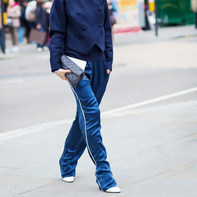 Trend Report: Side-Stripe Pants