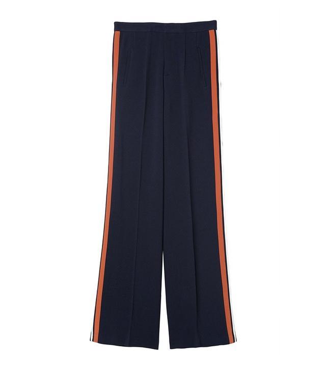 Derek Lam Tuxedo Stripe Trousers