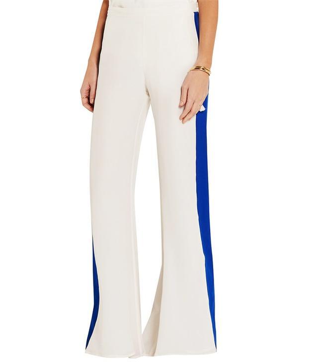 Zeus+Dione Alcyone Silk de Chine Wide Leg Pants