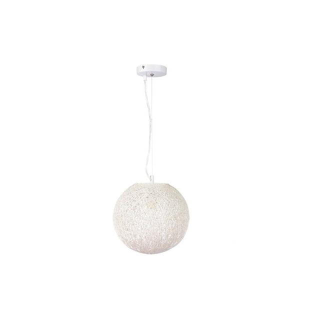Beacon Lighting Habitat 500mm Pendant in White