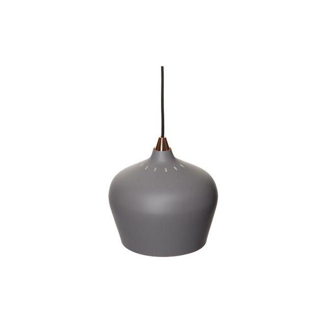 Freedom Zacharia Ceiling Pendant Large in Grey