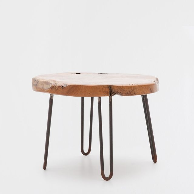 Zara Home Small Wood Table