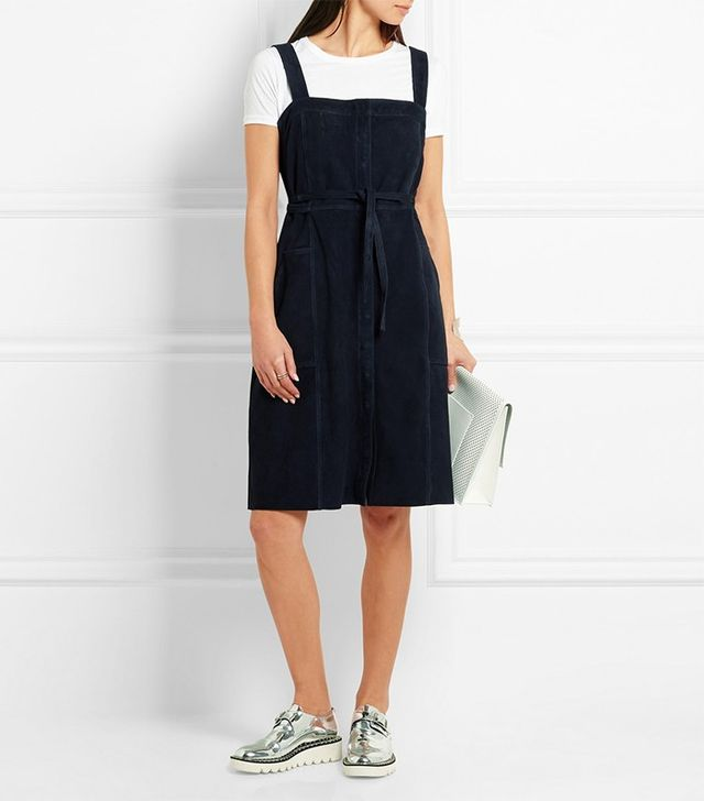 M.i.h Jeans Jeanne Suede Dress