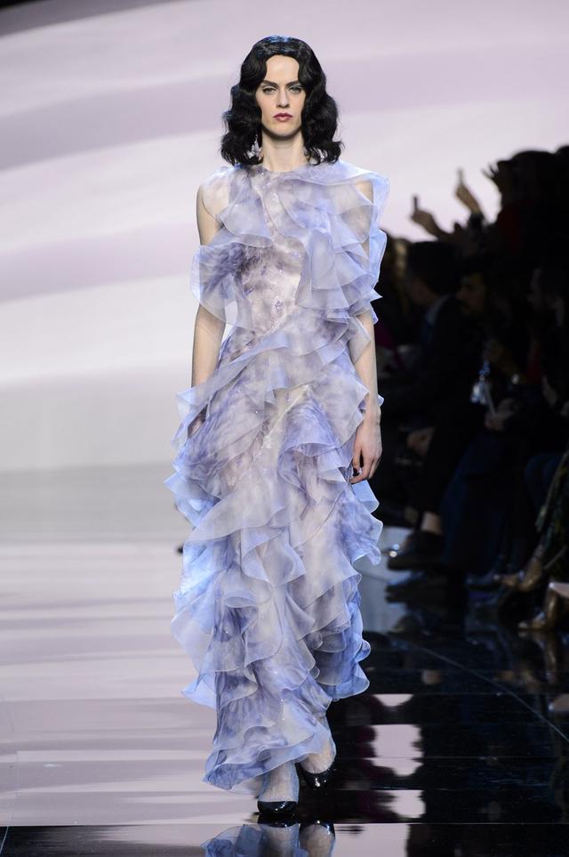 Giorgio Armani Privé Spring Haute Couture 2016