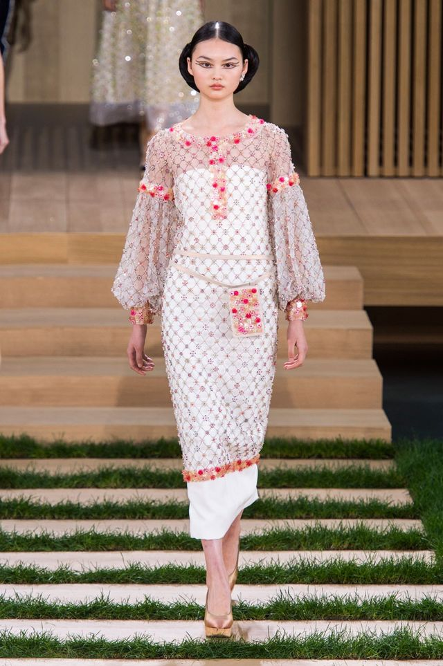 Chanel Spring Haute Couture 2016