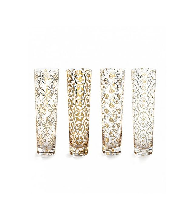 Lulu & Georgia Paloma Glass Flutes