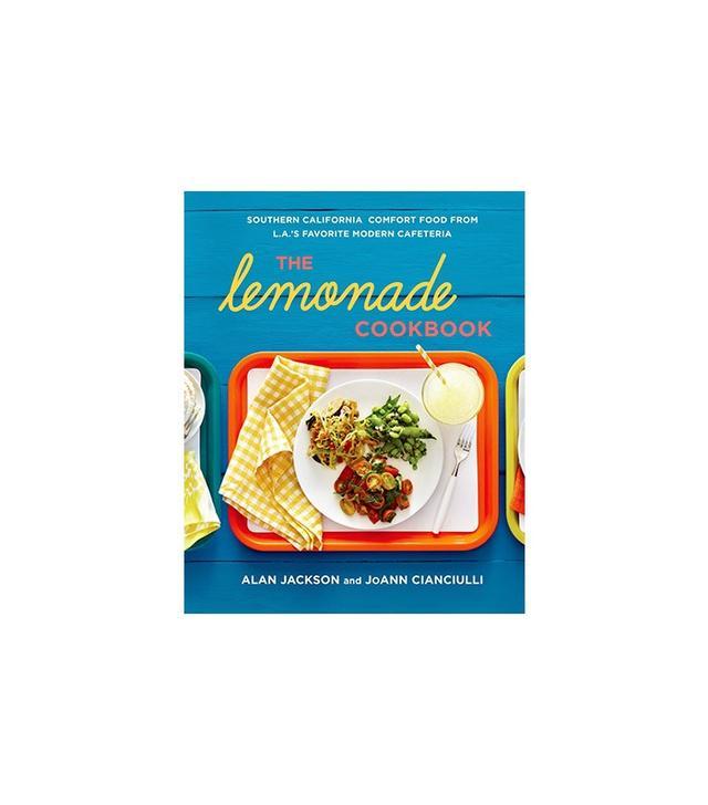 The Lemonade Cookbook by Alan Jackson and JoAnn Cianciulli