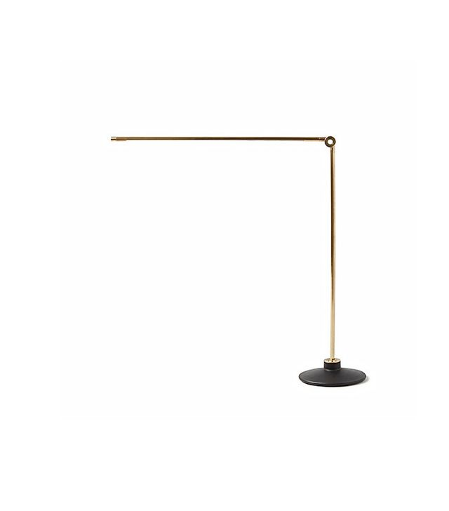 Steven Alan Thin Led Brass Lamp