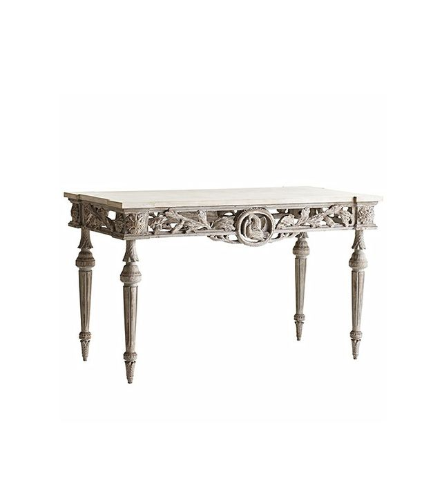Wisteria Flourish French Console