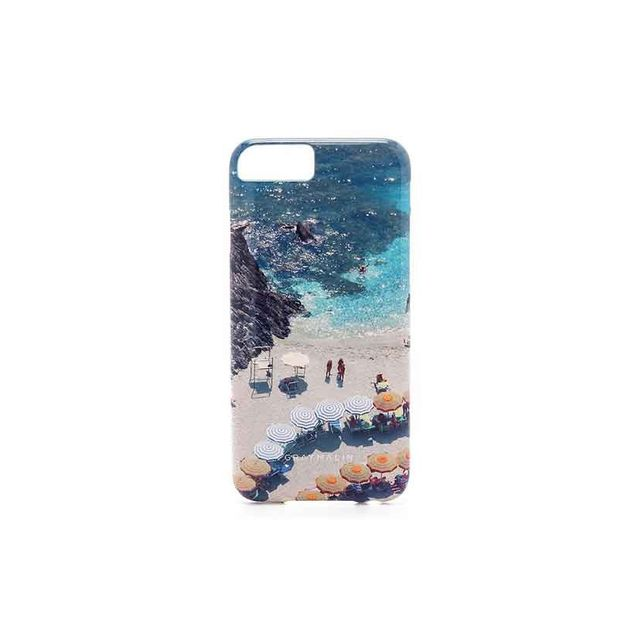 Gray Marlin Phone Case