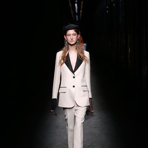 Yet Another Epic Gucci Show Fashion Eds Are Raving About