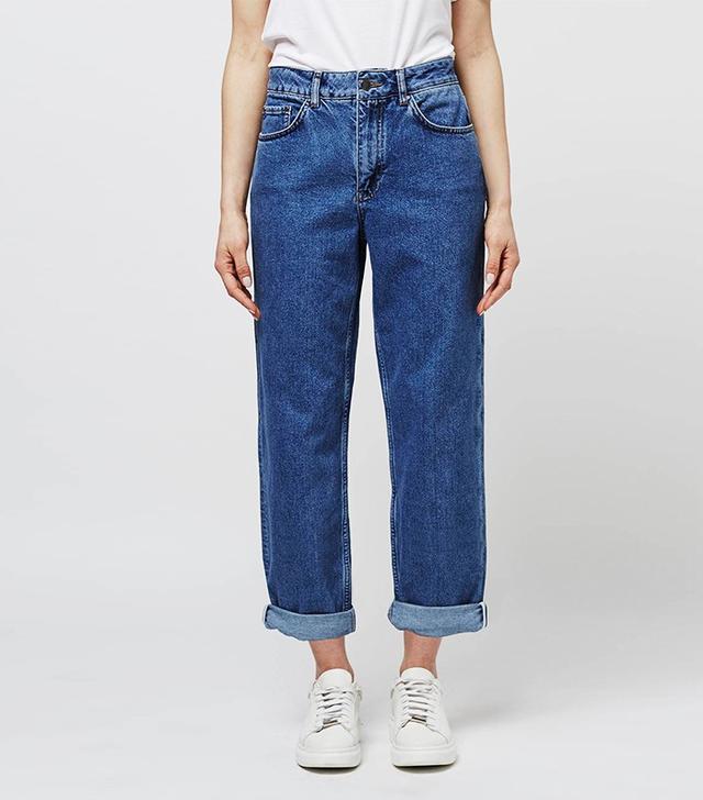 Topshop Classic Boyfriend Jeans
