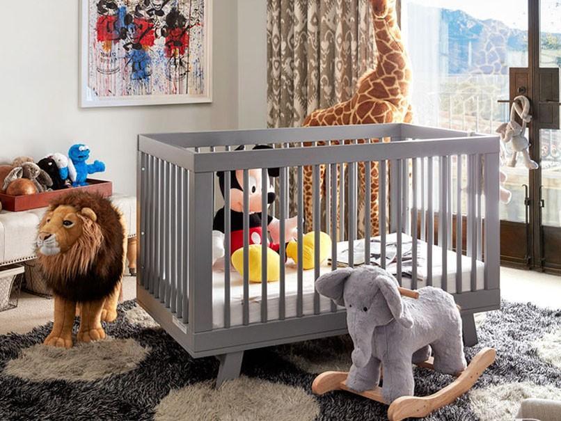 Kourtney Kardashians Rules For Styling A SuperCool Kids Room - Kourtney kardashian bedroom furniture