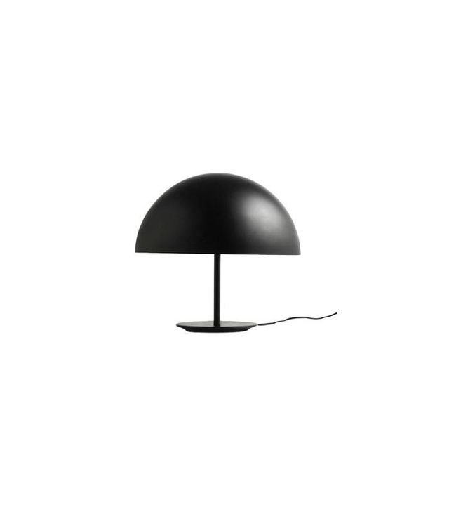 Mater Dome Table Lamp With Bowl Shade