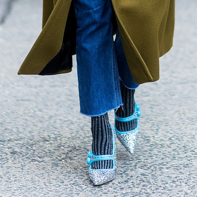 Socks So Chic You'll Want to Show Them Off
