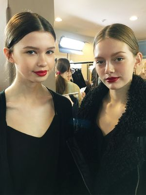 The 39 Best Backstage Beauty Moments From London Fashion Week