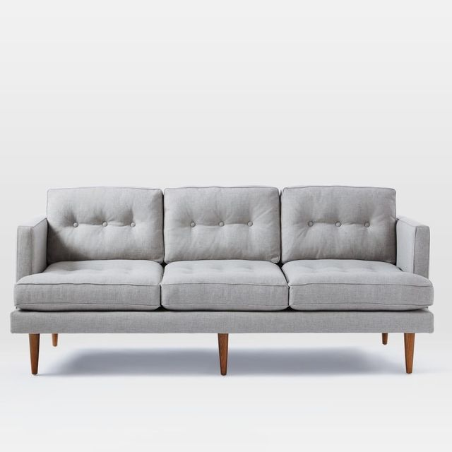 West Elm Peggy Mid-Century Sofa