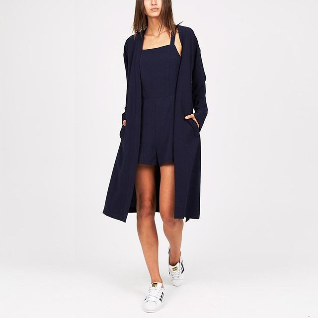 Candidate Duster Coat