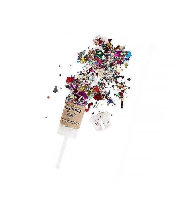 Paper Source Reusable Confetti Popper