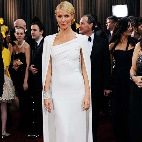 Best Oscars Dresses: Gwyneth Paltrow in Tom Ford, 2012
