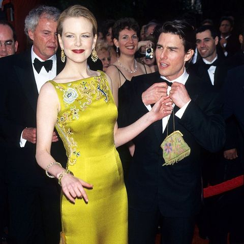 Best Oscars Dresses: Nicole Kidman in Christian Dior, 1997