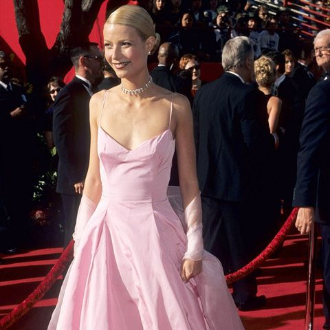 Best Oscars Dresses: Gwyneth Paltrow in Ralph Lauren, 1999