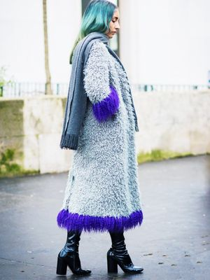 Shrimps Strikes Again: Meet the New Faux-Fur Coat Everyone Wants
