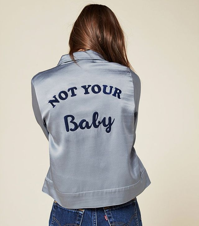 Reformation Baby Jacket