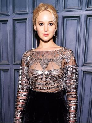 Here's How Jennifer Lawrence Preps Her Skin for the Oscars