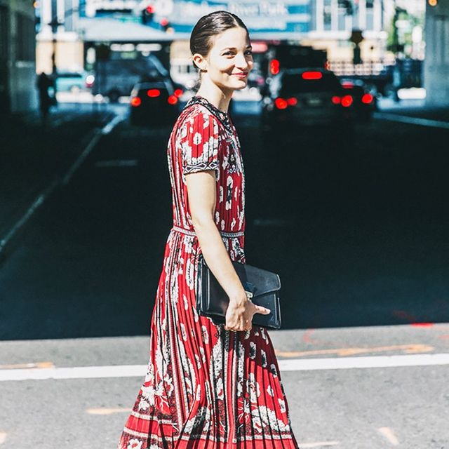 12 Floral Dresses That Are Just Plain Perfect