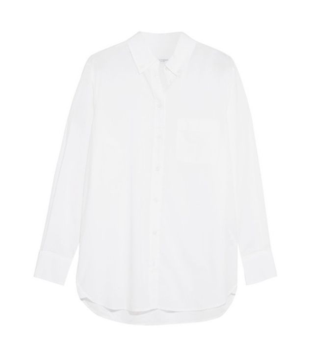 Equipment Margaux Cotton Poplin Shirt