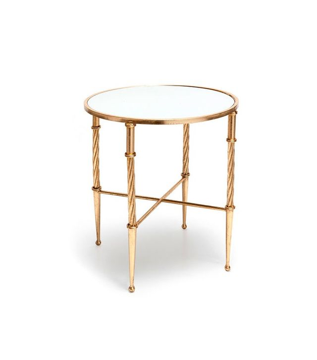 Zara Home Table With Twisted Legs
