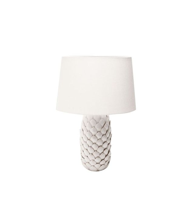 Zara Home Leaves Base Lamp