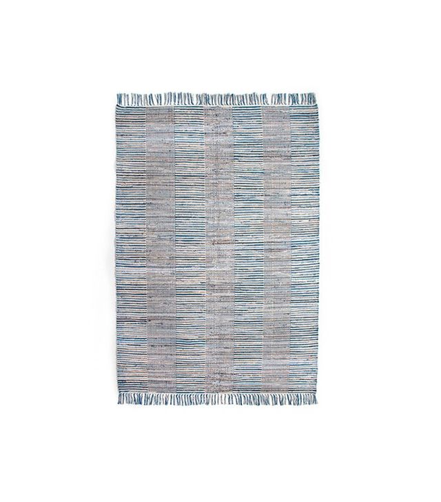Zara Home Jute and Cotton Rug