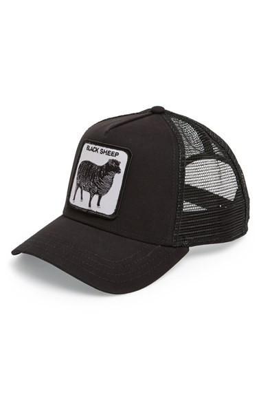 Goorin Brothers Animal Farm 'Naughty Lamb' Trucker Cap