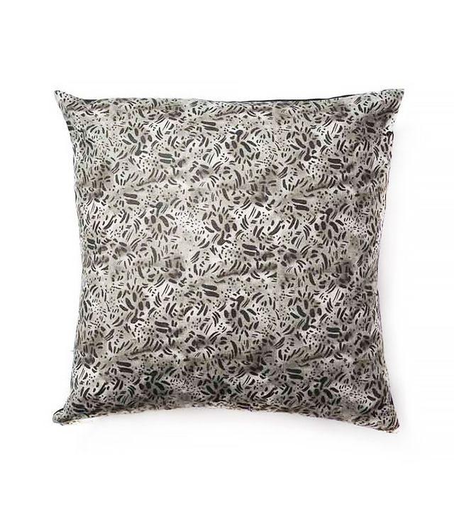 Rebecca Atwood Confetti Pillow in Charcoal