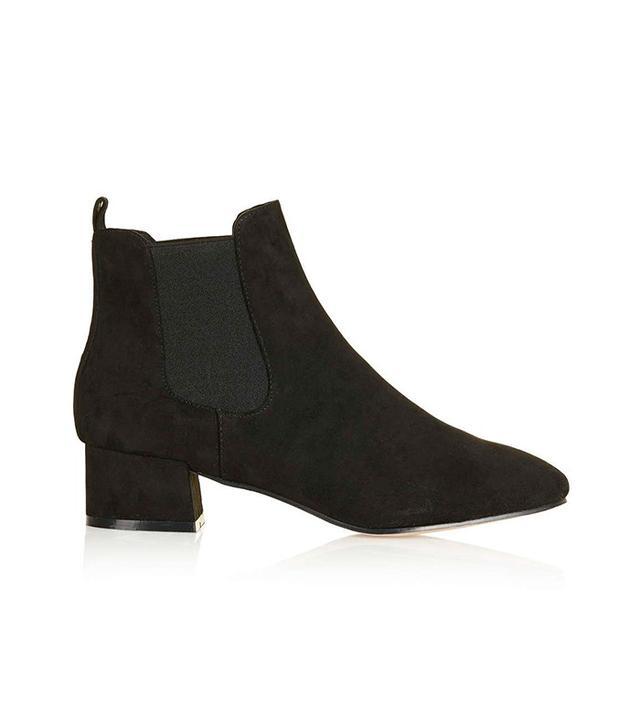 Topshop Kola Square Toe Boots