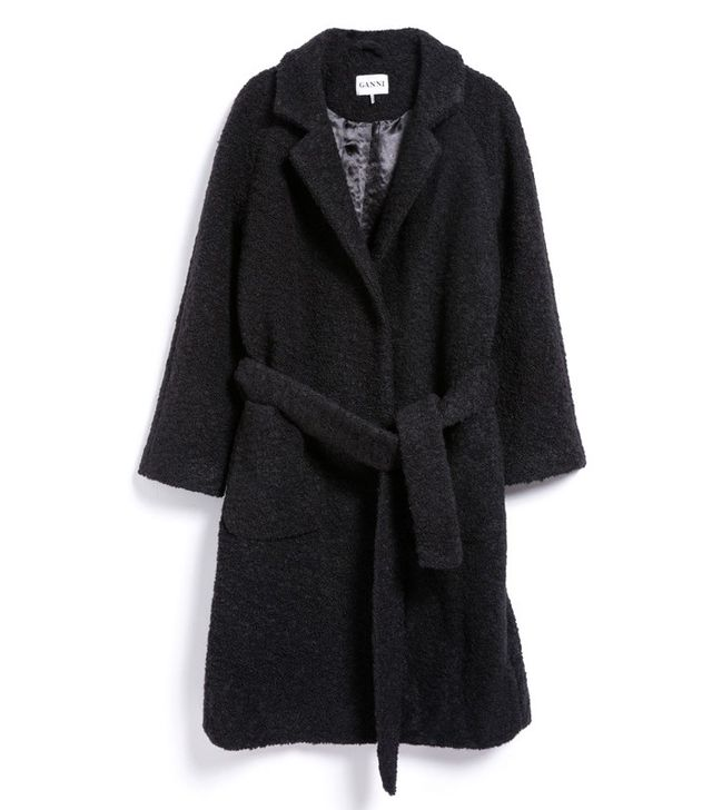 The Best Long Black Coats to Buy Now | WhoWhatWear