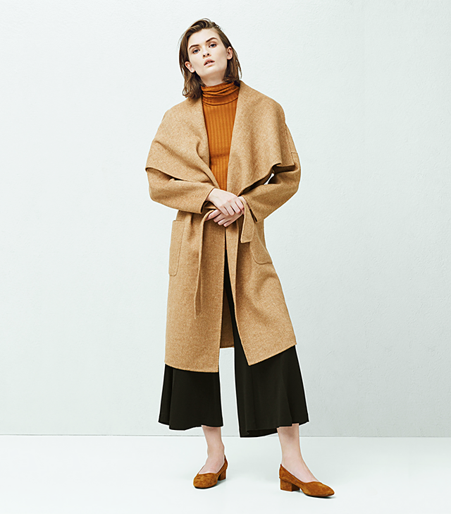 how to make a coat look more expensive