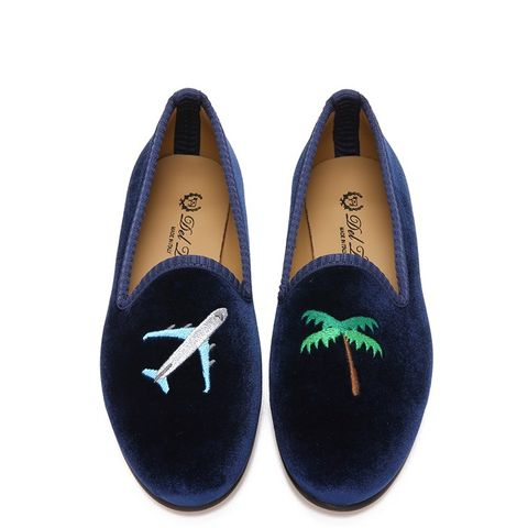 Jetsetter Smoking Slippers