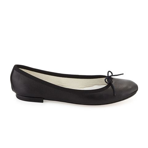 Cendrillon Leather Ballerina Flat
