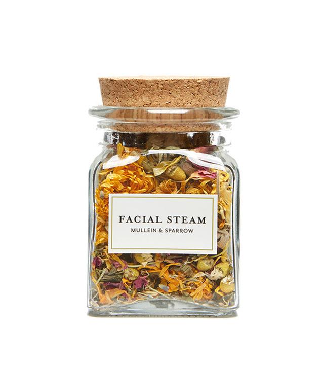 facial steam - at-home facial