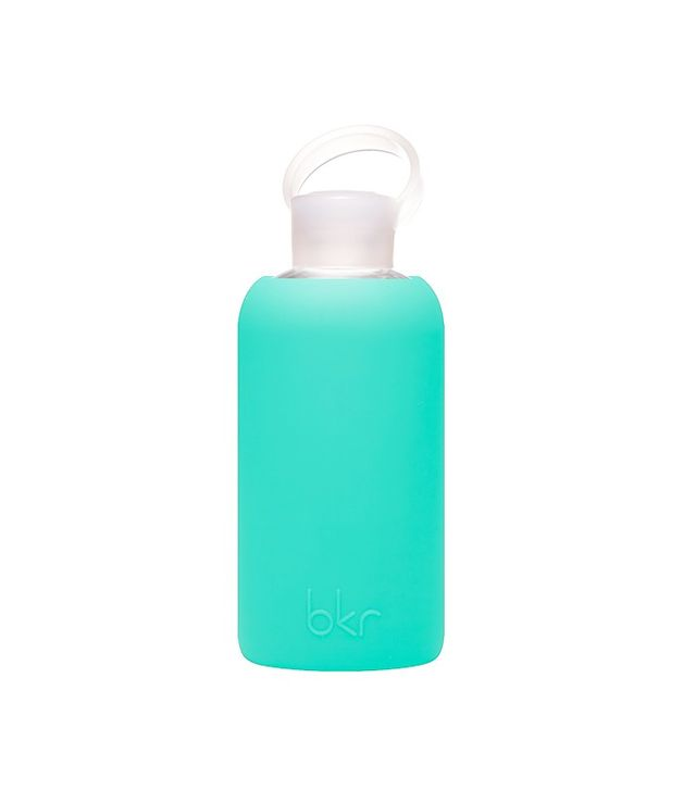 bkr glass water bottle - at-home facial