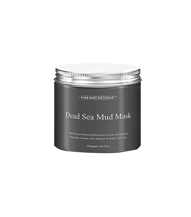 mud mask - at-home facial
