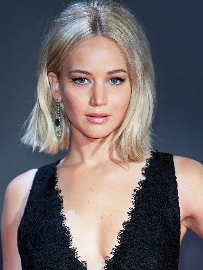 Copy That A Jennifer Lawrence Hairstyle For Every Day Of The Week