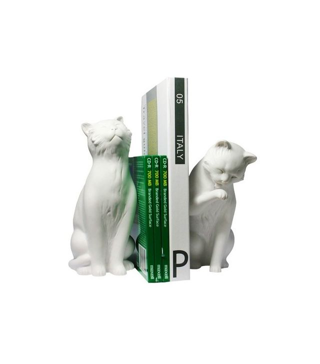 Target Cement Cats Bookend Set